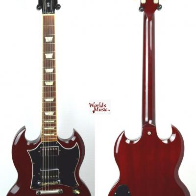 VENDUE... GIBSON SG STANDARD Aged Cherry 1999 Import US *OCCASION*