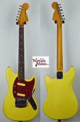 VENDUE... FENDER Mustang MG69' YWH 1993 Japon IMPORT *OCCASION*