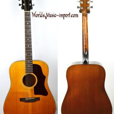GIBSON Folk J-55 1976 Natural USA import *OCCASION*