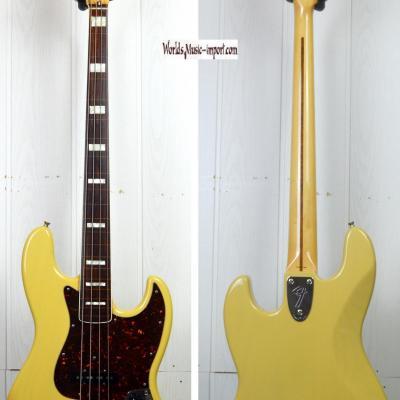 VENDUE... FENDER Jazz Bass 75'-US FL OWD 2008 RARE japon Ltd * OCCASION*