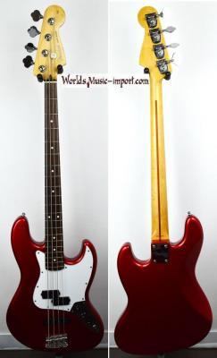 VENDUE... FENDER Jazz Bass PJB Standard CAR 2011 'RARE' Japon import *OCCASION*