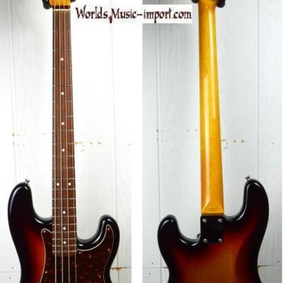 VENDUE... Fender Precision bass PB'62-US 'DMC' 2005 3 TS