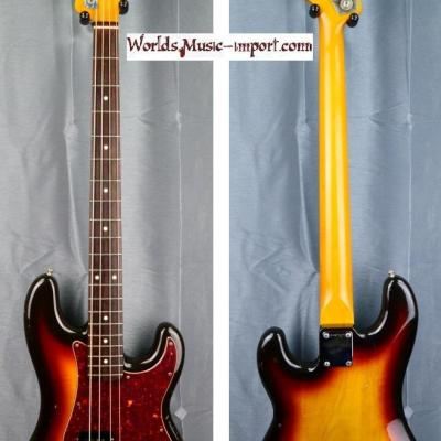 VENDUE... FENDER Precision Bass PB'62-95 JV 3TS 1982  japon *OCCASION*