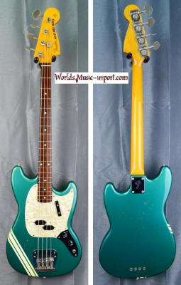 VENDUE... FENDER Mustang Bass 1997 OTM Racing Competition