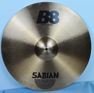 "SABIAN B8 ride 20"" (51 cm) CYMBALE *OCCASION*"