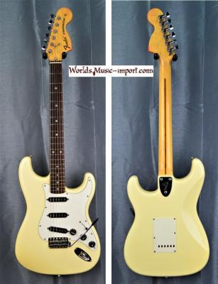 Fender Stratocaster CST'72 'collector Strato' 1985 White *post JV* japan import *OCCASION*