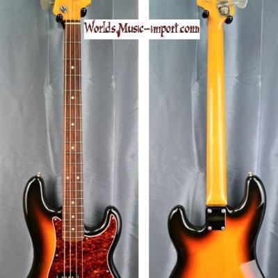 VENDUE... FENDER Precision Bass PB'62 RI 3TS 1991 japon import *OCCASION*