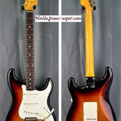 VENDUE... FENDER Stratocaster ST'62 3TS 1994 japon import *OCCASION*