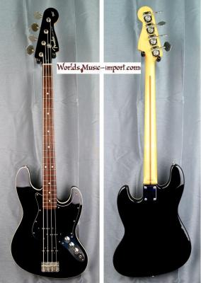 FENDER Jazz Bass Aerodyne AJB-Deluxe Black 2010 japon import *OCCASION*