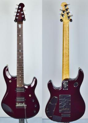 VENDUE... MUSICMAN John Petrucci JP 6 Piezo USA Import *OCCASION*