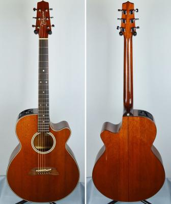 TAKAMINE Folk JAPON PT-100 Electro RARE Import *OCCASION