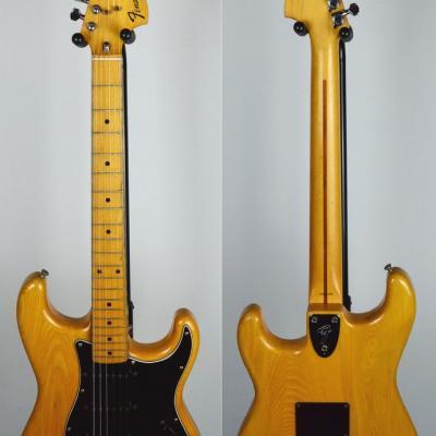 VENDUE... FENDER Stratocaster ST-72 ASH nat 1985 post JV JAPON *OCCASION*