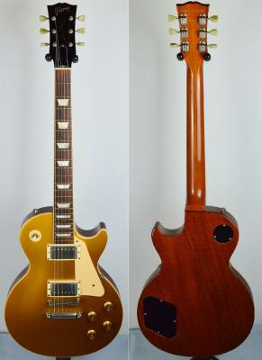 VENDUE... GIBSON Les Paul Standard GOLDTOP import 2006 *OCCASION*