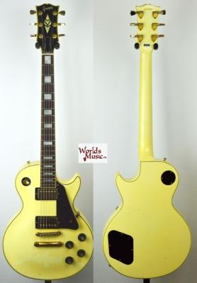 VENDUE... GRECO les paul custom white 1987 japan import *OCCASION*