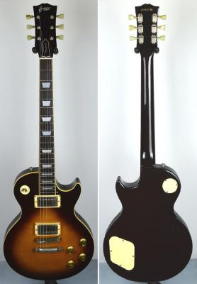 GRECO Les Paul Standard Tobacco Burst Flamm 1979 JAPON *OCCASION*