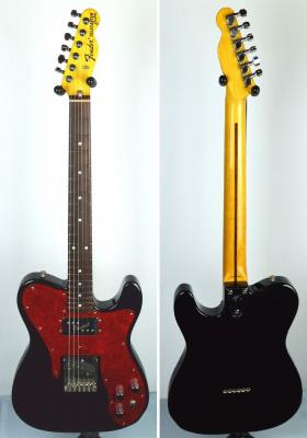 "VENDUE...  FENDER Telecaster TC72 Custom BK ""LimiteD"" 2012 JAPON *OCCASION*"