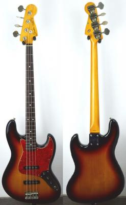 FENDER Jazz Bass '62-US 3TS 2008 Japon Import *OCCASION*