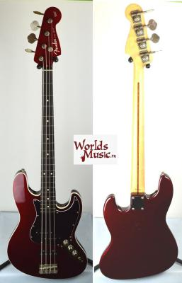 VENDUE... FENDER Jazz Bass aerodyne DELUXE ocr 2008 japon *OCCASION*