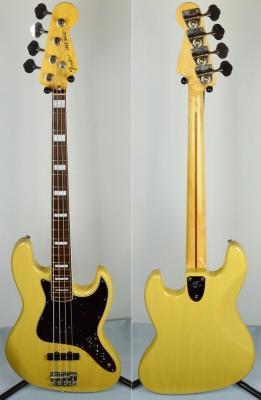 "FENDER Jazz Bass 75' ASH OWD Rare Ltd"" 2006 JAPON *OCCASION*"