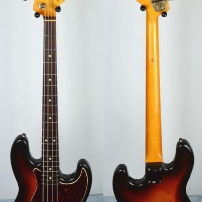 VENDUE... FENDER Jazz Bass American Vintage 62' 1990s SB *OCCASION*