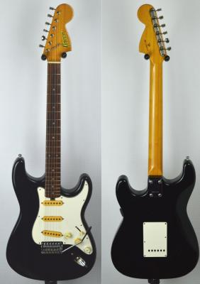 VENDUE... GRECO Strato SE-black 70's Import JAPON *OCCASION*