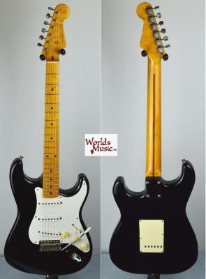 FENDER Stratocaster 57'US BK 2007 Japon Import *OCCASION*