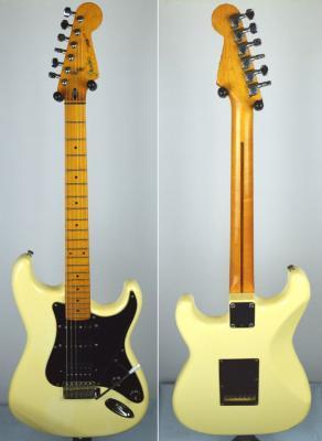 FENDER Stratocaster HSS 1985 OVW Japon Import *OCCASION*