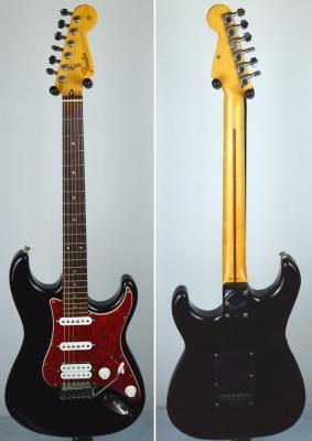 FENDER Stratocaster Bk SSH RARE 1986 Japon Import *OCCASION*