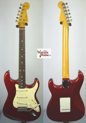 FENDER Stratocaster 62' reissue CAR 1997 JAPON *OCCASION*