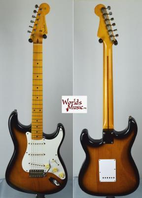 FENDER Stratocaster ST-57US 2TS Jap 2000 *OCCASION*