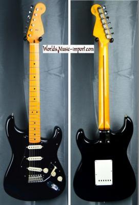 VENDUE... FENDER Stratocaster Custom Shop NOS David Gilmour Black 2010 USA *OCCASION*