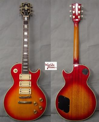 VENDUE... GRECO Les Paul Custom HHH 1980 KISS Ace Budokan Japon *OCCASION*