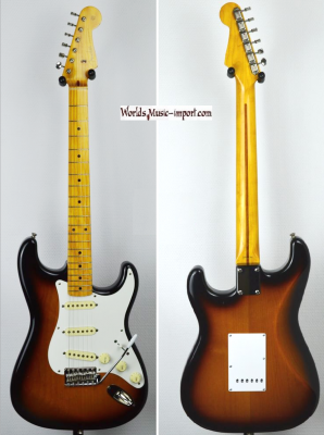 FENDER Stratocaster ST'57-US' 'Di Marzio Collection' DMC US 'nitro' 2006 2TS Japan RARE *OCCASION*