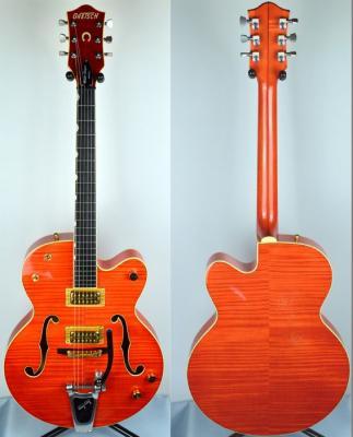 VENDUE... GRETSCH guitare Brian Setzer G6120SSU 1993 Japon *OCCASION*