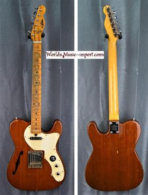 ARIA Telecaster Thinline 1592 TL'69 1972 Natural japan import *OCCASION*