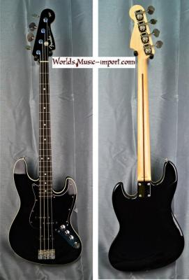 RESERVEE... FENDER Jazz Bass Aerodyne AJB-Deluxe Black 2013 japon import *OCCASION*