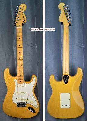 FENDER Stratocaster ST'72 ASH VNT 1996 japon import *OCCASION*