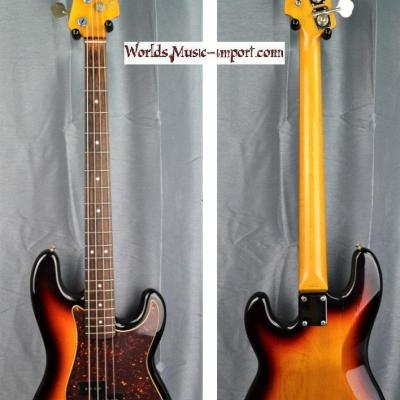 FENDER Precision Bass PB'62-US 3TS 2005 japon import *OCCASION*
