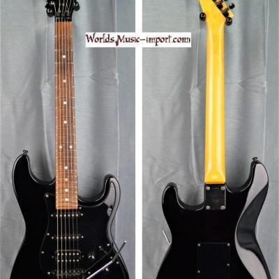 Tokai Stratocaster JSR Floyd 'Custom Edition' 1986 black HSS japon import *OCCASION*