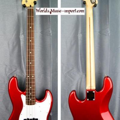 VENDUE... FENDER Jazz Bass Standard CAR 2012 Japon import *OCCASION*