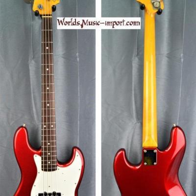 VENDUE... FENDER Jazz Bass JB'62 CAR 2004 japon import *OCCASION*
