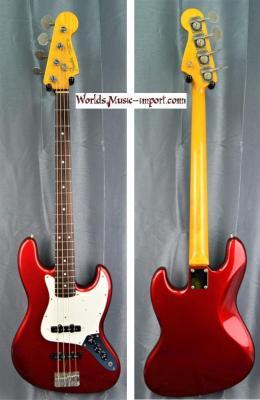 FENDER Jazz Bass JB'62-US CAR 2004 japon import *OCCASION*