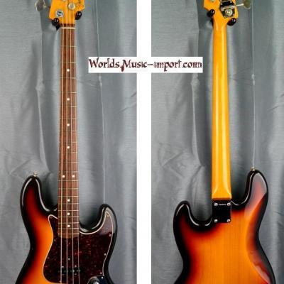 VENDUE... FENDER Jazz Bass American Vintage 62' 1999 SB USA Import *OCCASION*