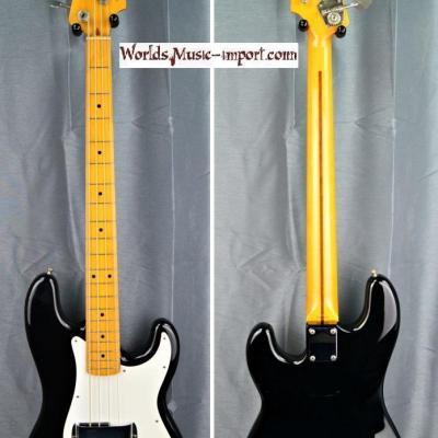 VNDUE... FENDER Precision Bass PB'57-US Black 2004 japon import *OCCASION*