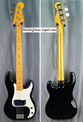 FENDER Precision Bass PB'57-US Black 2004 japon import *OCCASION*