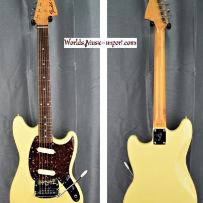 Fender Mustang MG'69-60 YWhite 1986 japon import *OCCASION*