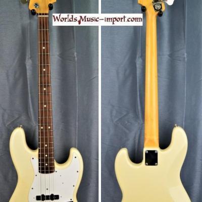 VENDUE... FENDER Jazz Bass Standard VWH 1993 japon import *OCCASION*