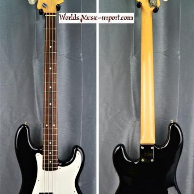 VENDUE... FENDER Precision Bass Standard Black 2001 japon import *OCCASION*