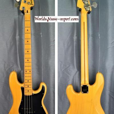 VENDUE... GRECO Precision bass Mercury PB600 ASH Natural 1980 PB'70 japon import *OCCASION*