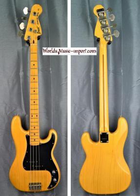 GRECO Precision bass Mercury PB600 ASH Natural PB'70 japon import *OCCASION*